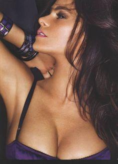 Sophia Vergara Purple