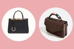 Fendi shoulder strap (£1690) vs. Zara mini city bag (€29,95)