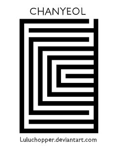 EXO Overdose - Chanyeol's Logo
