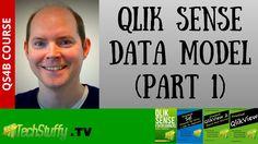 Managing the Qlik Sense Data Model (Part1) - Qlik Sense for Beginners #9