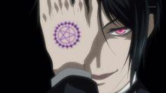 Demonic! Sebastian <3