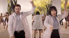 Un baile que salva vidas | El video que tienes que ver - Yahoo Noticias