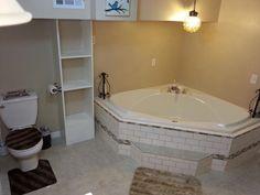 Custom built bathrooms all tile