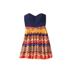 Xhilaration Juniors Sleeveless Dress Assorted Colors ($25) ❤ liked on Polyvore