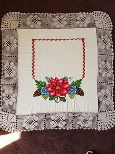 Easy 20 sewing projects are offered on our internet site. Christmas Cross, Chrochet, Diy And Crafts, Sewing Projects, Crochet Patterns, Cross Stitch, Holiday Decor, Blog, Crochet Edging Patterns
