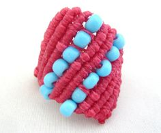 Macramé ring www.good2get.nl