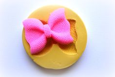 Hey, I found this really awesome Etsy listing at https://www.etsy.com/listing/198906483/0854-textured-large-ribbon-bow-silicone