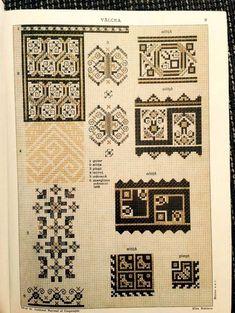 Ac&Arta: Motive traditionale vechi - Culese de Elisa I.