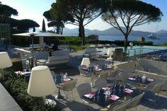 St. Tropez- Hotel Kube (3 bars- ICE bar, pool bar, Sky Bar)