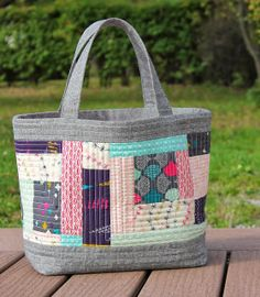 koi Perfect Tote by sophie crespy