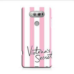 Victoria Secret Stripes Wht Tall LG V20 3D Case