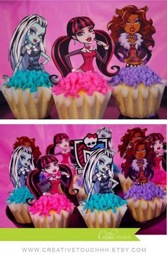 Monster High Birthday Party Ideas | Photo 23 of 25
