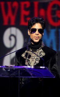 The Man, The Myth, The Legend. #Prince
