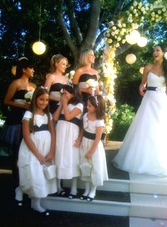 #ChildStar Jordan Bobbitt (The Hangover) in the Wedding Party - she was a baby of 9 years old when this was filmed. =)