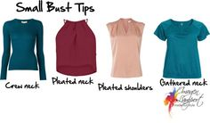 How to Make Your Small Bust Fuller - Inside Out Style