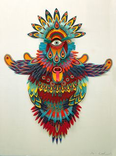 Mexican Totem on Behance