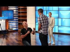 Florida man proposes to surprised boyfriend in front of Ellen DeGeneres Show audience   Gay Star News