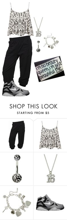 """Beautiful Me"" by babygirl-10 ❤ liked on Polyvore featuring Giani Bernini and Wet Seal"