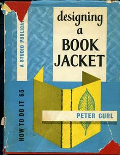 Peter Curl, Designing a Book Jacket
