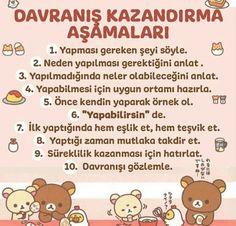 This Pin was discovered by ayş Education Positive, Kids Education, Special Education, Child Development Activities, Development Quotes, Kindergarten Activities, Activities For Kids, Preschool, School Notes