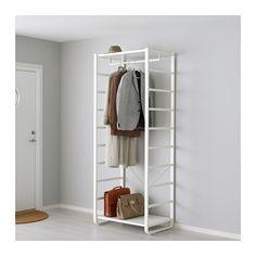 IKEA - ELVARLI, 1 sektion, Du kan tilpasse eller udbygge den åbne…