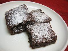 Allergen-Free Brownies [MILK, EGG, NUT, SOY and GLUTEN-FREE]