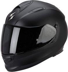 Scorpion Helm, Matt Schwarz, M Shops, Scorpion, Trendy Outfits, Exo, Black, Products, Aftermarket Parts, Kleding, Helmets