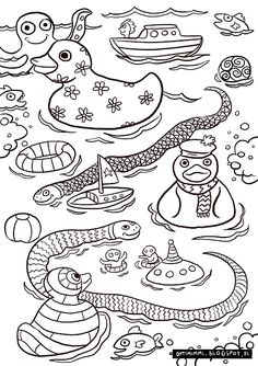 OPTIMIMMI: Free coloring pages
