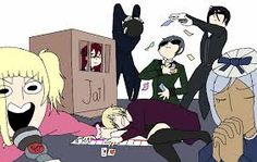 Ciel: ALL THE MONEY SEBASTIAN Sebastian: I MAKE IT RAIN I MAKE IT RAIN I MAKE IT RAIN Alois: why me ;-; Claude: * incoherent screaming* Grell: wtf you guys Hannah: Jesus help us Lizzie: GHKFHJFJGJYGJYFFJYFYYGJUFYFYU