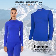 BRUBECK THERMO - ideális aláöltözet téli sportokhoz. Tapasztalja meg a BRUBECK minőséget! Helyi raktárunkban hölgyeknek 5 féle színben, teljes méretsorral rendelkezünk XS mérettől az XL méretig. Azonnal szállítunk! Wetsuit, Sport, Swimwear, Fashion, Scuba Wetsuit, Bathing Suits, Moda, Deporte, Swimsuits