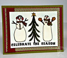 Mark's Finest Papers June Hop: Please Snow @Marksfine  #wintercards #snowmancards #snowcards #cards #card #ajscrapbookingandcards