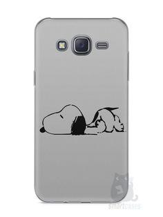 Capa Capinha Samsung J5 Snoopy #11 - SmartCases - Acessórios para celulares e tablets :)