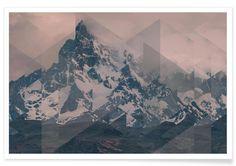 Perito Moreno COL Scattered as Premium Poster by Joe Mania | JUNIQE