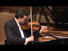 solo violin Bach - Violin Sonata No. 2 in A minor - BWV 1003 - III. Andante IV. Allegro - Gil Shaham.avi - YouTube