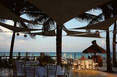 Playa del Carmen Wedding at Kool Beach Club, precious views! Mexico wedding photographers Del Sol Photography
