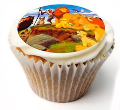 24x Rouge 4th Joyeux Anniversaire Papier De Riz Comestible Cupcake Decoration Beautiful And Charming Home & Garden