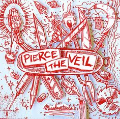 OH MY GOD❗️❗️❗️ PIERCE THE VEIL'S NEW ALBUM IS COMING OUT MAY 13th, 2016❗️ IM SO EXCITED! I am definitely 'holding on till May' - Angela Arellano