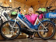 Dolomiti Electric Bikes Make You Fit and Adventurous