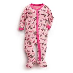 Minnie Mouse Stretchie Sleeper for Baby   Clothes   Baby   Disney Store