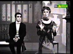 """Paolo Poli - La nemica (da """"Babau"""", 1970)"""