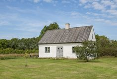 House on Gotland from late 19th century.