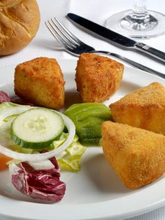 Deep-Fried Camembert - on HGTV