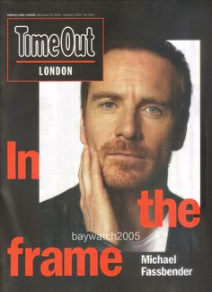TIME OUT LONDON No 2411 Dec 20 - Jan 2 2017 MICHAEL FASSBENDER SHIPPING INCLUDED