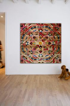 Farnatchi Brown Distressed Wood Wall Art on @HauteLook
