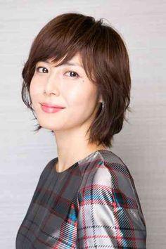 Nanako Matsushima   松嶋菜々子 Japanese Beauty, Asian Beauty, Mom Hairstyles, Aging Gracefully, Beautiful Actresses, Asian Woman, Character Inspiration, Fashion Art, Short Hair Styles