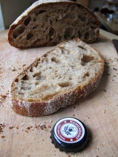 Na kruchym spodzie: Chleb piwny czyli Hamelman challenge
