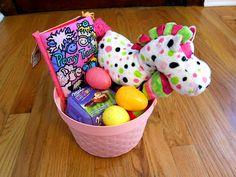Babys first easter basket holidays pinterest easter baskets babys first easter basket negle Images