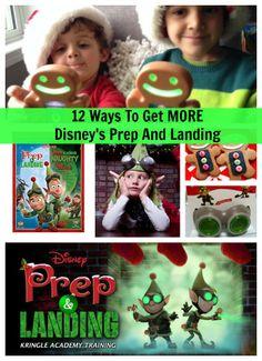 12 Ways To Get MORE Disney's Prep And Landing