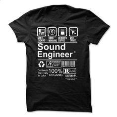 Best Seller - SOUND ENGINEER - #crewneck sweatshirts #t shirt creator. ORDER HERE => https://www.sunfrog.com/Jobs/Best-Seller--SOUND-ENGINEER.html?60505