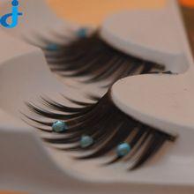1Pair False Eyelashes Highlights decoration Thick High Quality Lashes Eye Makeup Thick Black Extensions Eyelashes Tool 2HM5 //FREE Shipping Worldwide //
